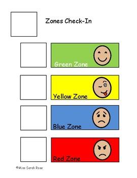Zones Check In
