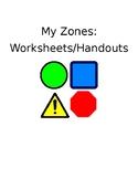 Zones Worksheets & Handouts