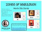 Zones in Movies Clip Cards