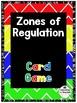 Zones of Reg Card Game