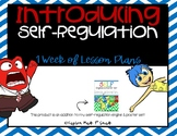 "Zones of Regulation - 1 Week Lesson Plans - ""Inside Out"""