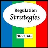 Zones of Self Regulation Activities {Emotional Regulation Strategies} {Visuals}