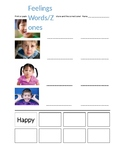 Zones of Regulation Activity for Low Verbal Autism