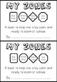 My Zones of Self Regulation Booklet