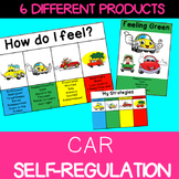 Self Regulation Tools: Car Engine Feelings/Emotion pack