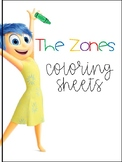 Friday FREEIE...Zones of Regulation Coloring Sheets