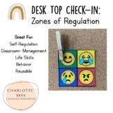 Zones of Regulation Desktop Check-In!