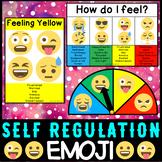 Self Regulation Tools: Emoji Feelings/Emotion pack