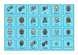 Zones of Regulation Emotions Symbols - Special Learning Ideas - ASD Widgit
