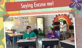 Zones of Regulation - Excuse Me! - Unexpected vs Expected