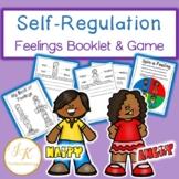 Zones of Regulation Feelings Booklet & Game