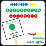 Zones of Regulation Intro Lesson Activity