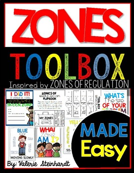 Zones Toolbox Inspired by Zones of Regulation