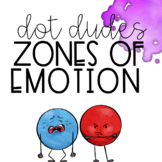 Zones of Emotion Posters with Dot Dudes