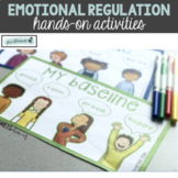 Emotional Regulation Activities | Self Regulation Activities