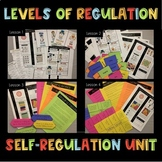 BUNDLE Emotional Regulation Unit  (use with Zones of Regulation)