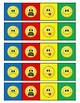 Zones of Regulation Visual Reminder