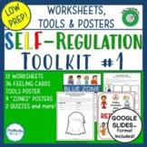 Self-Regulation Skills - Toolkit #1 (with Google Slides)