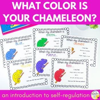 Zones of Regulation: What Color is Your Chameleon?