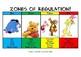 Zones of Regulation - Winnie the Pooh Bumper Pack