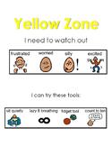 Zones of Regulation: Yellow Zone