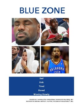 Zones of Self-Regulation: NBA Playoff Edition