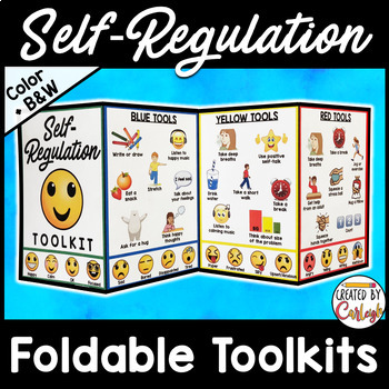 Self Regulation Coping Skills Craftivity