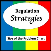Zones of Self Regulation Size of the Problem Chart Activity Editable!