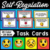 Self Regulation Task Cards