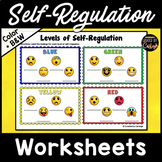 Simple Self-Regulation Worksheet