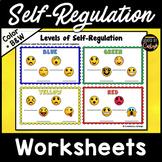 Self Regulation Worksheets