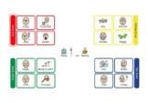 Zones of regulation choice mat