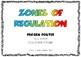 Zones of regulation - Frozen Poster
