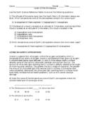 Zones of the Atmosphere Worksheet Word Doc
