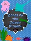 Zones of the Ocean Project