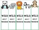 Zoo Animals Activities Bookmarks (Free)