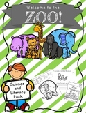 Zoo Unit {Zoo field trip, Zoo Packet, Zoo Passport, Zoo Word Wall Words}