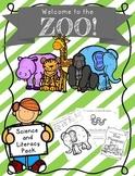 Zoo Unit {Zoo field trip, Zoo Packet, Zoo Passport, Zoo Wo