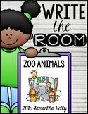 Zoo Write the Room Center
