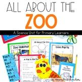 Zoo Animals Unit
