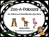 Zoo Centers | Zoo Worksheets