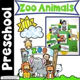 Zoo Activities for Preschool