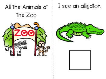 Zoo Adapted Books