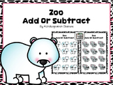 Zoo Add Or Subtract Free