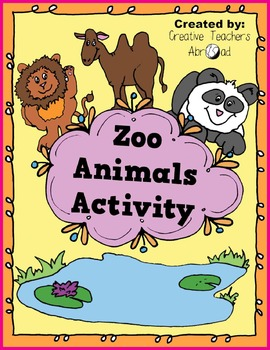 Zoo Animal Activity