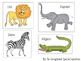 Zoo Animal Adapted Book