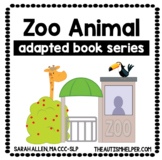 Zoo Animal Adapted Book Series