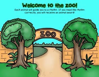 Zoo Animal Awards Rhythm Game: Rest