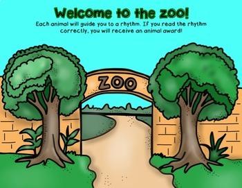 Zoo Animal Awards Rhythm Game: Rhythm Bundle