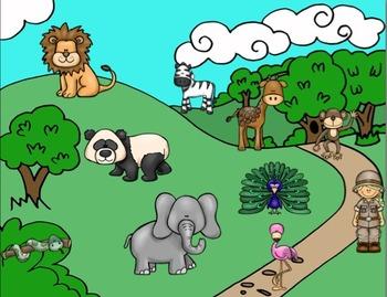 Zoo Animal Awards Rhythm Game: Tika-Ti